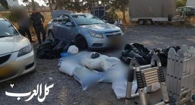 اعتقال 6 مشتبهين من ابو غوش وشرقي القدس بقطف الزيتون