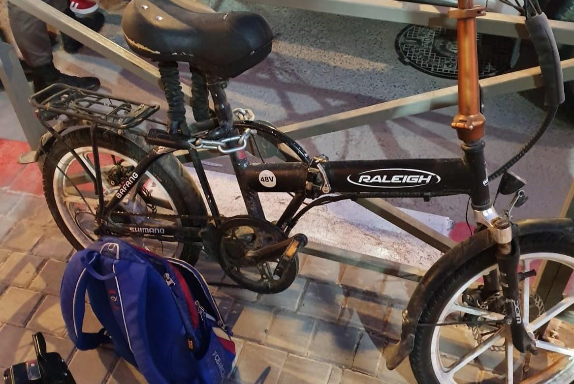 اعتقال فتى من عين نقوبا بعد محاولته سرقة دراجة كهربائية