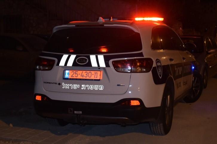 القدس: انفجار سيارة ببيت صفافا دون اصابات