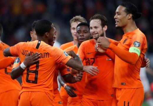 هولندا تقترب من يورو 2020 بفوز صعب على بيلاروسيا