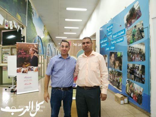 رهط: رابطة الأطباء العرب تنتخب د. نعيم أبو فريحة