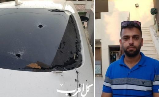قلنسوة: اطلاق نار على منزل وسيارة مواطن