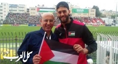 المنتخب الفلسطيني يستضيف المنتخب السعودي في القدس