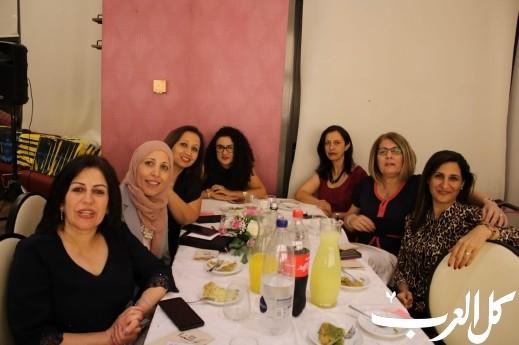 مدرسة المجد النصراوية تحتفل بتكريم المربى سالم حسن