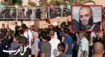 أم الفحم تشيّع جثمان المغدور محمود إغبارية