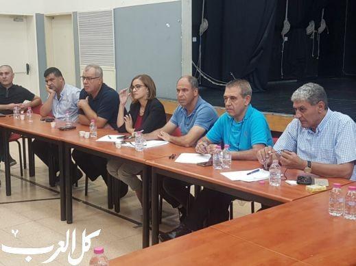 مجد الكروم: اجتماع لمناقشة تفشّي العنف