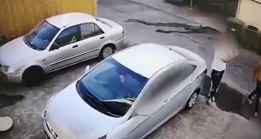 اتهام 4 شبّان من كفركنا بتحطيم سيارات