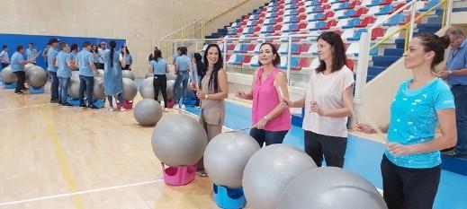 الناصرة: ابن خلدون تتألق بفعالية رياضية