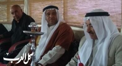 شقيب السلام: الصلح بين عائلتي أبو تكفة وأبو معمر