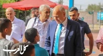 حورة تستضيف اجتماع مديري مدارس