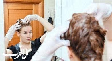 حاربي تساقط الشعر بالخلطات الطبيعية