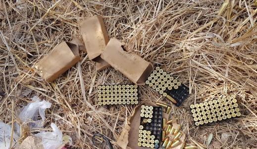 كفرمندا: اعتقال مشتبه بعد العثور على قنبلة وذخيرة