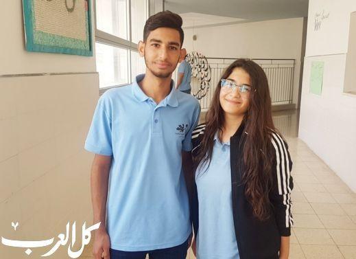 مجد الكروم: الشاغور تنتخب مجلس طلابها