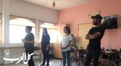 مسرح انسمبل فرينج النصراوي يُبهج القلوب