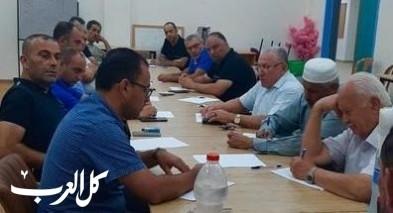 شعب: اللجنة الشعبية تجتمع للتصدي للعنف