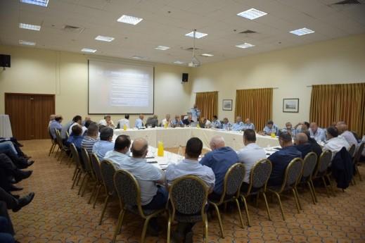 الناصرة: الشرطة تلتقي بقيادة المجتمع العربي