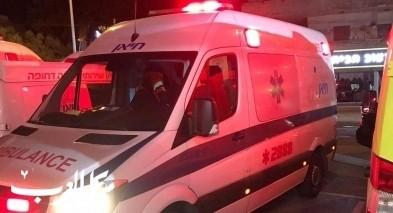 كفرياسيف: اصابة رجل وابنه بجراح متوسطة خلال شجار في البلدة