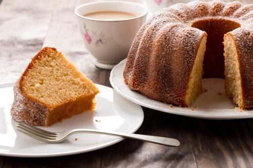 طريقة تحضير الكعكة الاسفنجية السريعة