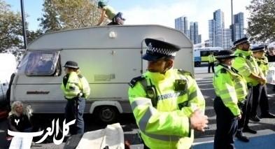 الشرطة البريطانية تعثر على 39 جثة في حاوية شاحنة