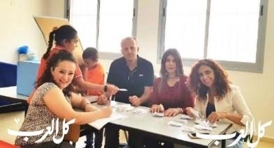 مجد الكروم: انتخاب زين قداح رئيسا لمجلس الطلاب