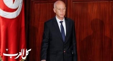 الرئيس التونسي قيس سعيّد يؤدي اليمين الدستورية