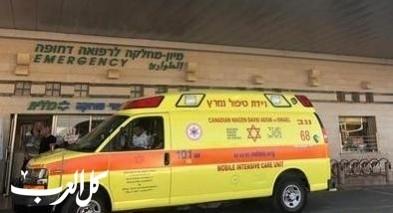 القدس: 4 إصابات في حادث طرق بين سيارتين