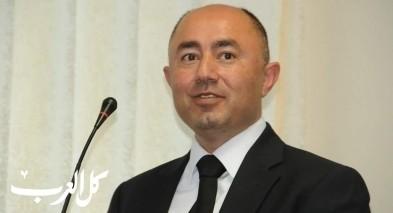 انتخاب المحامي نضال عواودة رئيسًا لإدارة الشركة