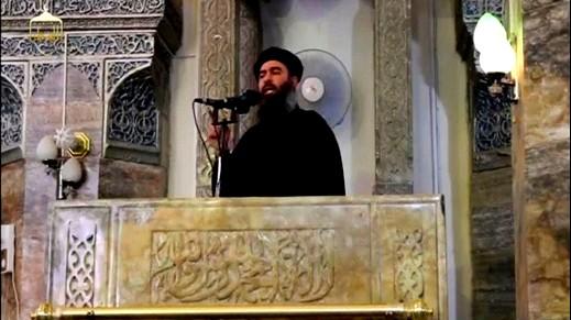 الجيش الأمريكي يزعم: مقتل زعيم تنظيم داعش