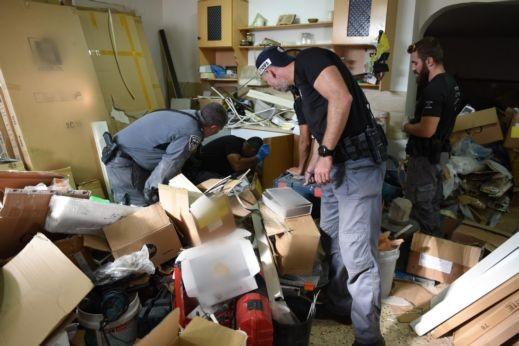 الطيبة: أسلحة ومخدرات ومخالفات ضريبية