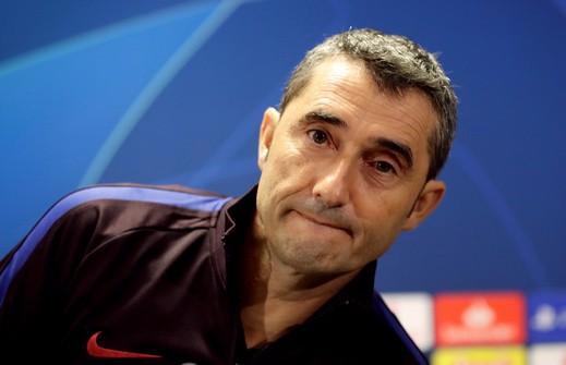 المدرب فالفيردي يستبعد آرثر ميلو من تشكيلة برشلونة