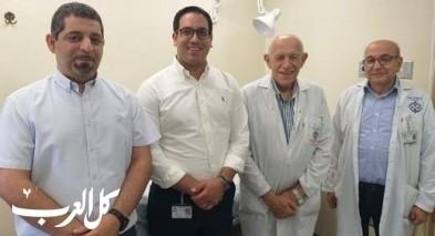 وحدة جراحة مسالك بولية للأطفال بمستشفى الناصرة
