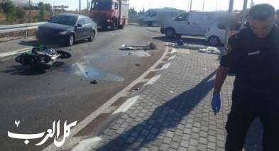 طبريا: مصرع رجل جراء حادث طرق