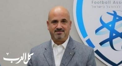 أورن حسون رئيسا لإتحاد الكرة الاسرائيلي