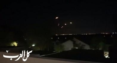 صفارات إنذار في غلاف غزة وسقوط صواريخ