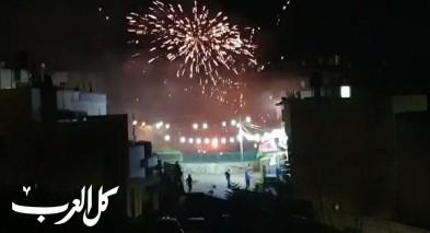 طرعان: إصابات واطلاق مفرقعات ورصاص