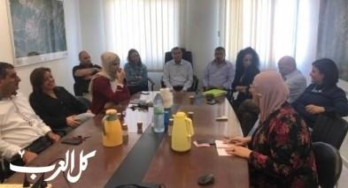 مجلس بستان المرج ينظم حملة توعية حول مرض مرض السكري