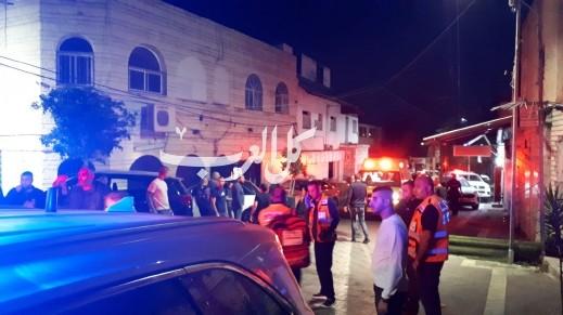 3 اصابات باطلاق رصاص في كفرقاسم