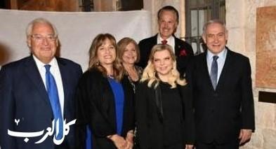 نتنياهو يشارك في مؤتمر وسائل إعلام مسيحية دولية