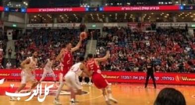 كرة السلة: هبوعيل القدس يهزم هبوعيل بئر السبع
