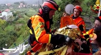 صور.. عمليات إجلاء إثر فيضانات تضرب إيطاليا