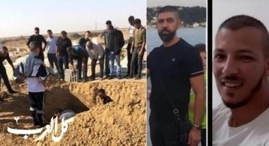 تل السبع تتشح بالسواد بعد جريمة قتل ابناء العم