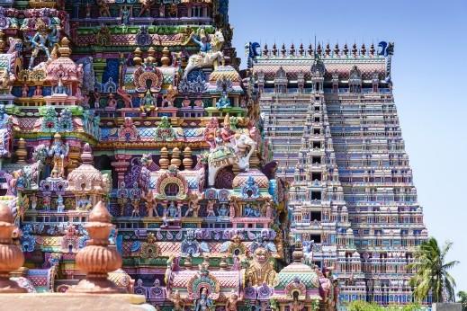 الهند الساحرة الملونة..  تعرّفوا عليها