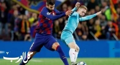جيرارد بيكيه: بهذا المستوى لن يفوز برشلونة