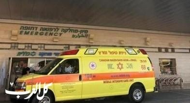 إصابتان إثر إنفجار مفرقعات داخل مخزن مجلس غور الأردن