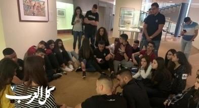 حيفا: طلاب مار الياس الاسقفية بزيارة للمتحف الياباني