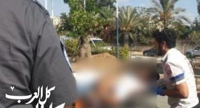 اطلاق رصاص في جت يسفر عن إصابة رجل وابنه من قلنسوة