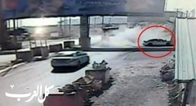 توثيق بالفيديو:مصرع محمد جمال مطرية من مخيم شعفاط