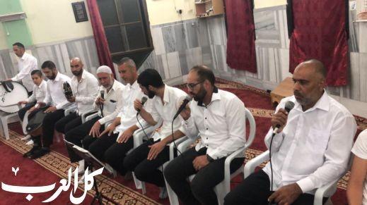 الناصرة: مسجد الصديق يحتفي بذكرى المولد