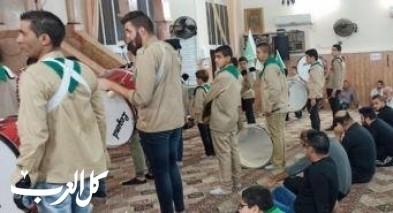 الناصرة: مسجد السلام يحتفل بذكرى المولد