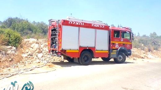 سلطة الاطفاء : اصدار أمر يقضي بمنع اضرام النيران